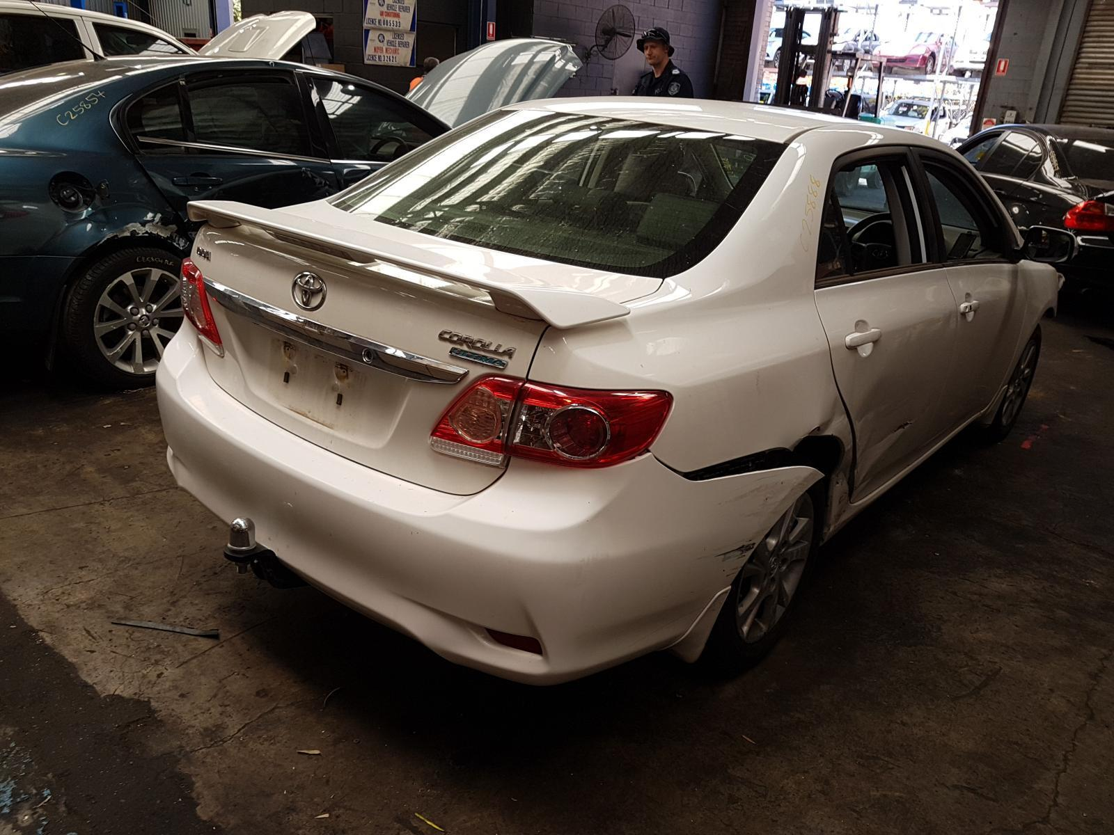 View Auto part Trans/Gearbox Toyota Corolla 2011