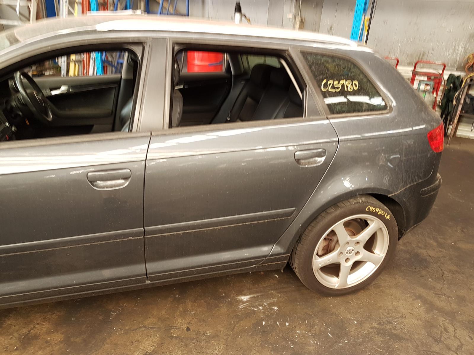 View Auto part Left Rear Door/Sliding Audi A3 2007