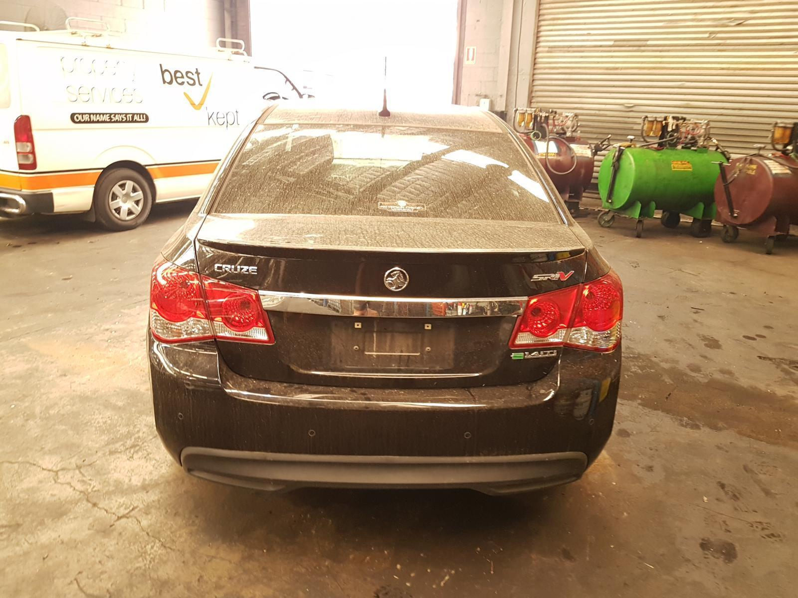 View Auto part Bootlid/Tailgate Holden Cruze 2013