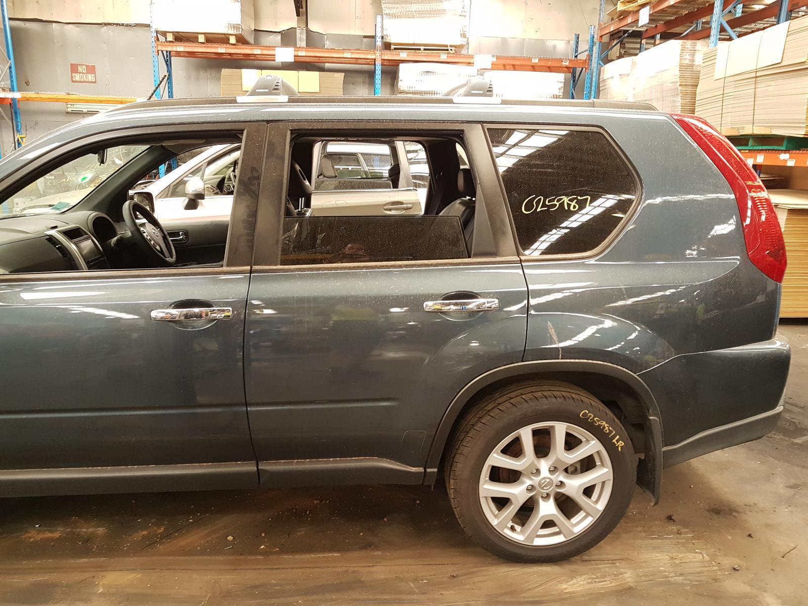 View Auto part Left Rear Door Window Nissan Xtrail 2012