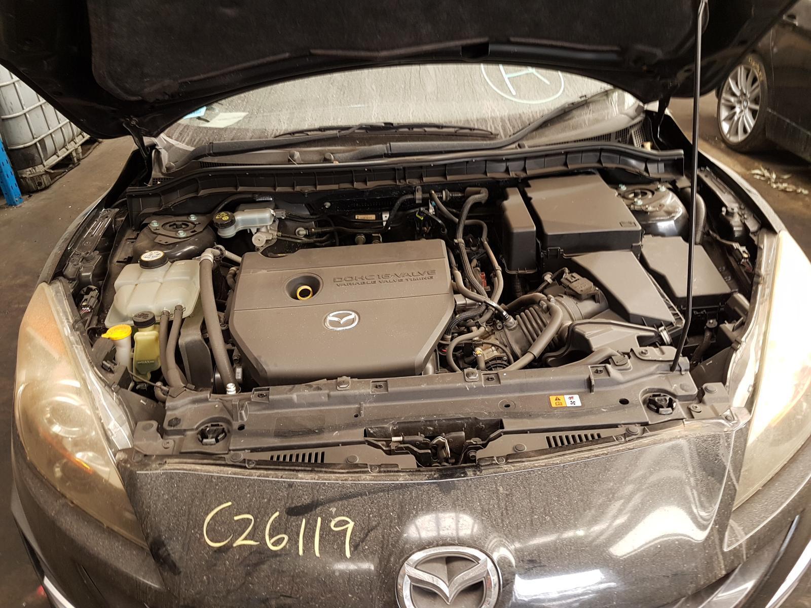 View Auto part Engine Mazda 3 2009