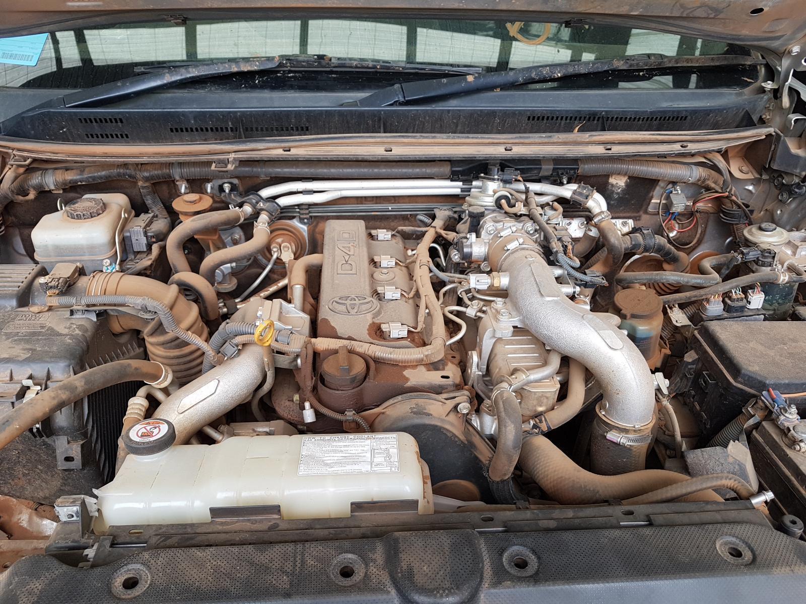 View Auto part Engine Toyota Prado 2010