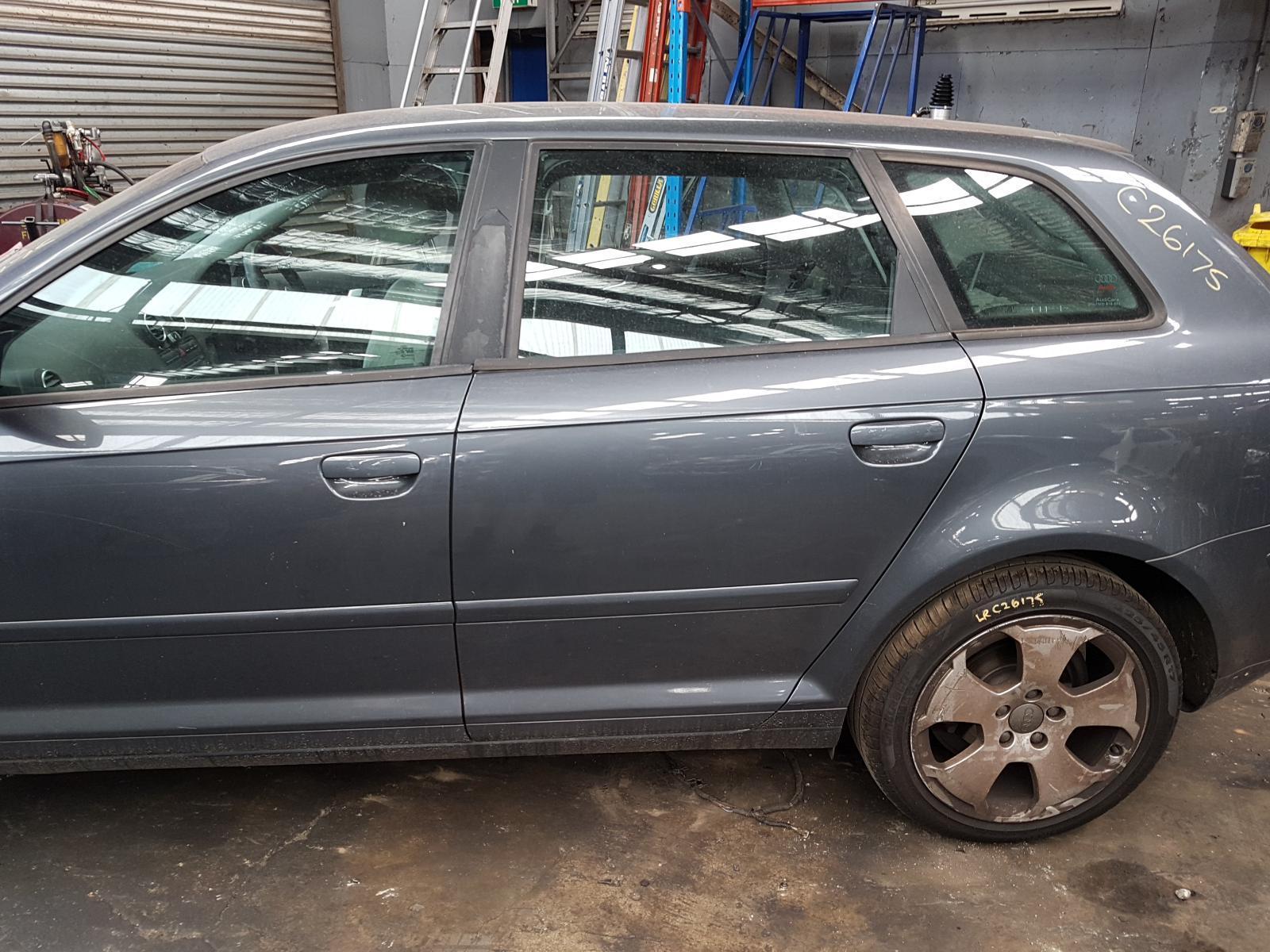 View Auto part Left Rear Door/Sliding Audi A3 2006