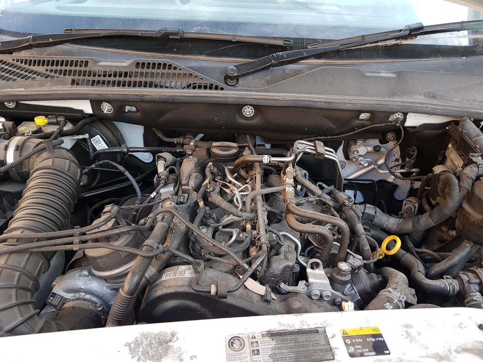 View Auto part Engine Volkswagen Amarok 2015