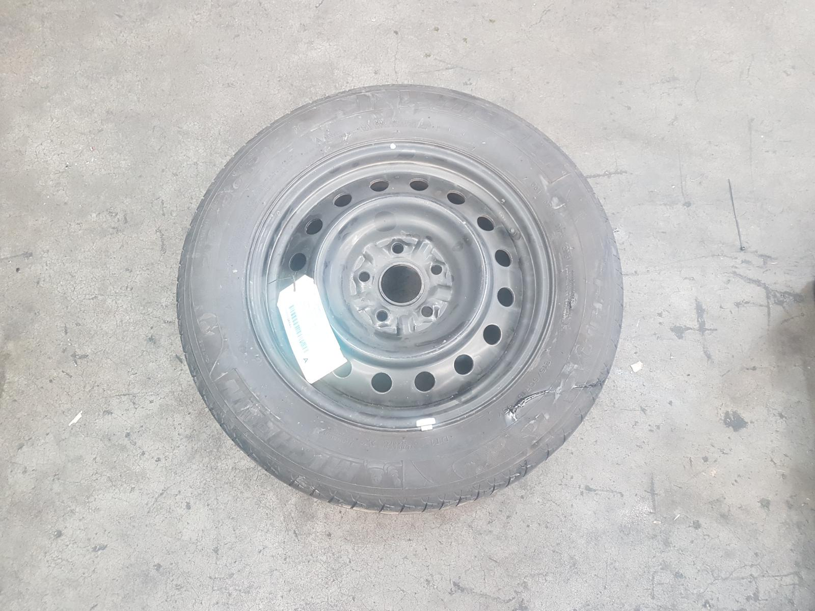 View Auto part Wheel Standard/Steel Toyota Camry 2012