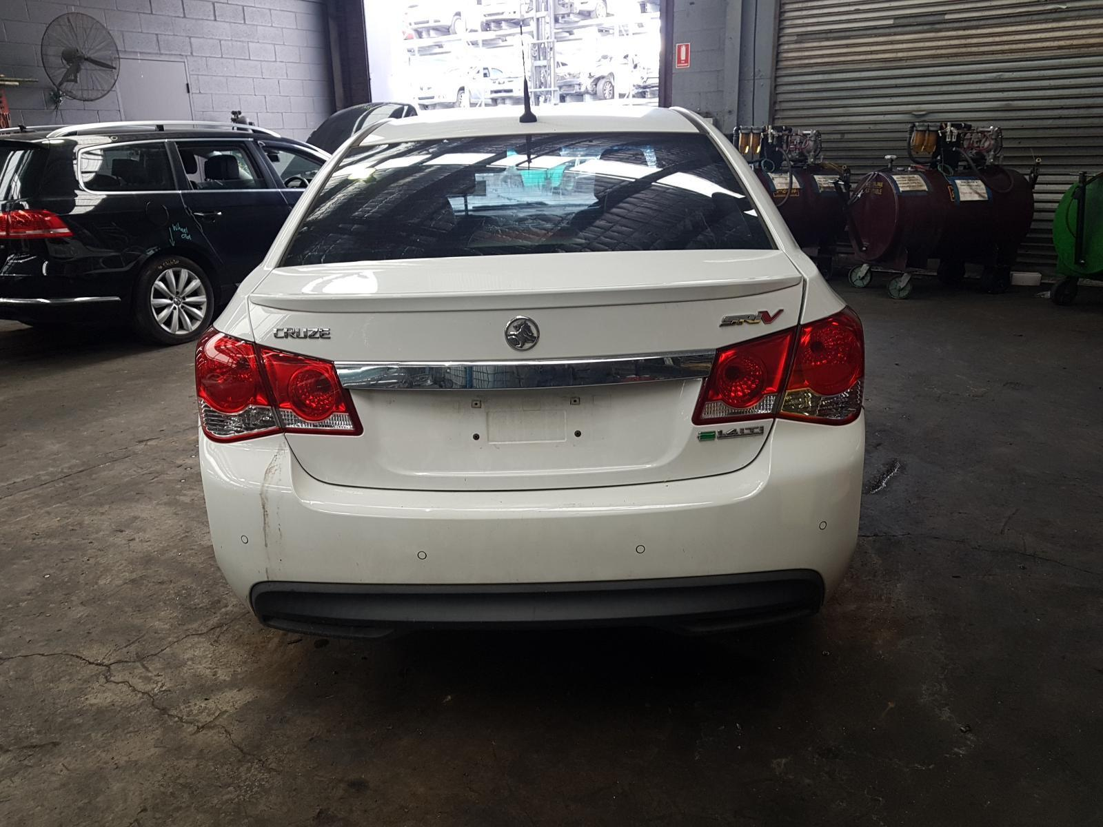 View Auto part Bootlid/Tailgate Holden Cruze 2012