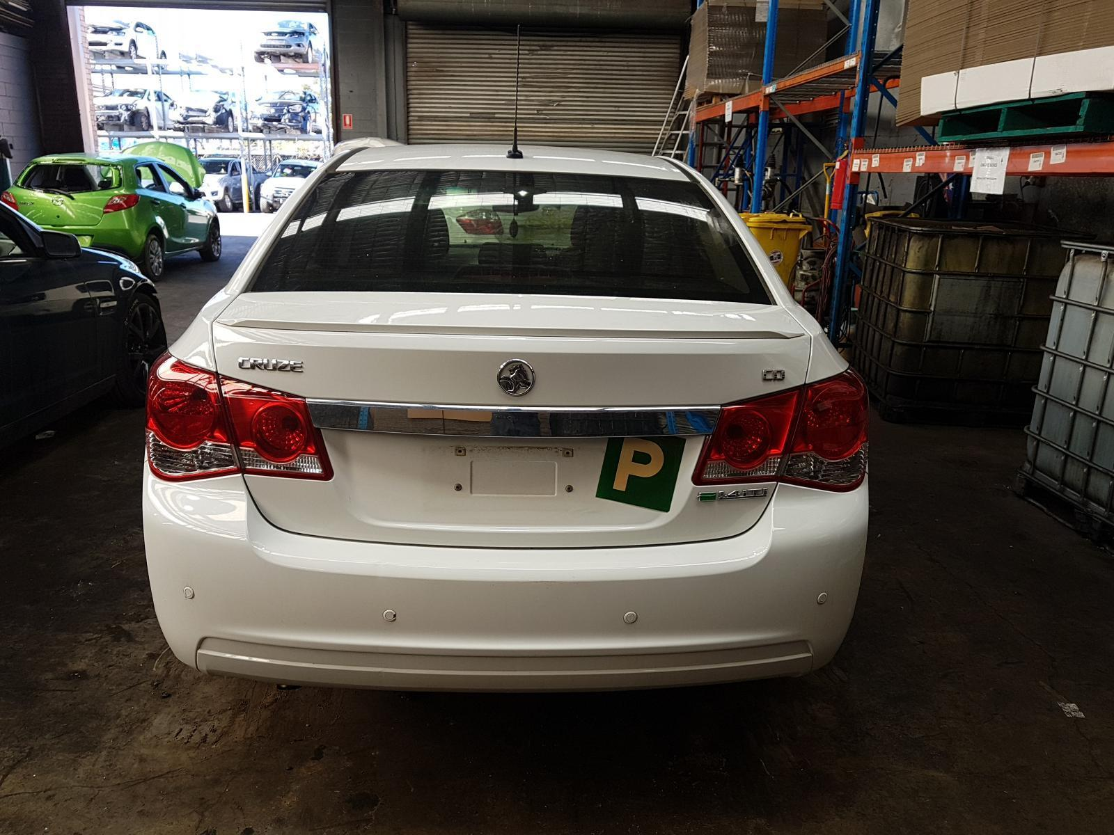 View Auto part Bootlid/Tailgate Holden Cruze 2011