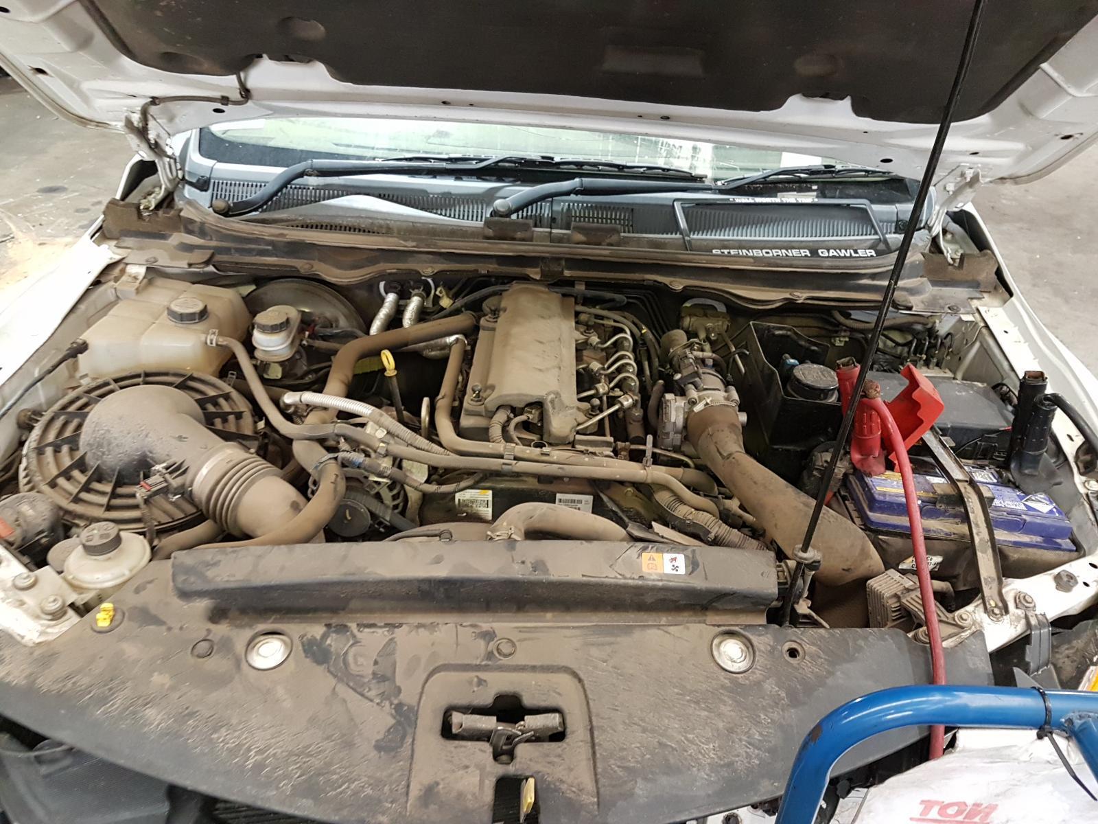 View Auto part Engine Mazda Bt50 2012