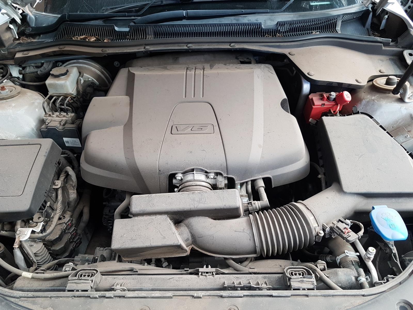 View Auto part Engine Holden Commodore 2015