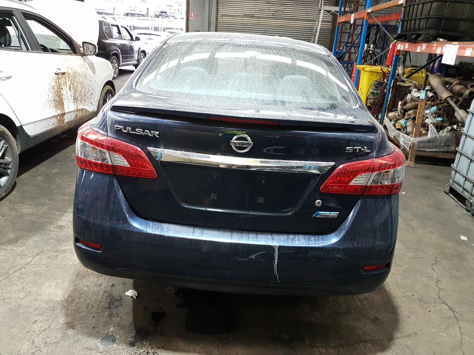 View Auto part Bootlid/Tailgate Nissan Pulsar 2014