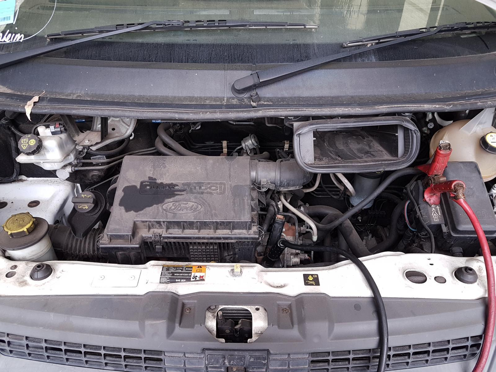 View Auto part Engine Ford Transit 2008