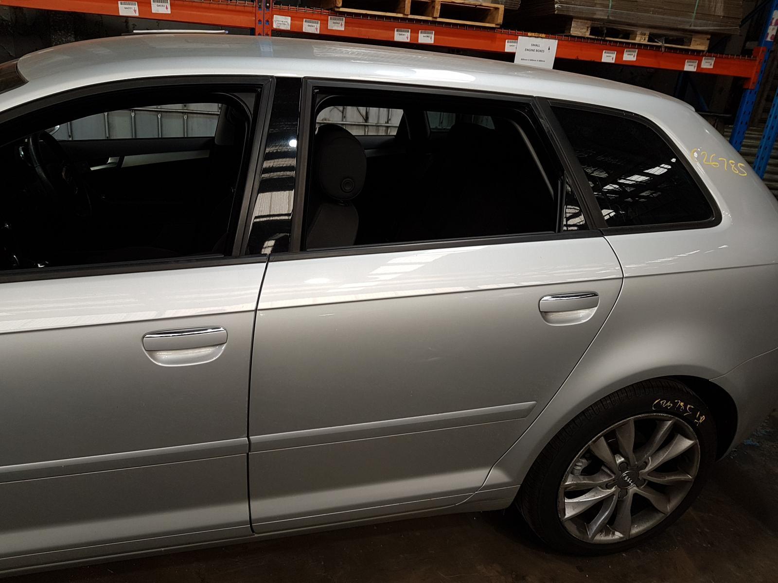 View Auto part Left Rear Door/Sliding Audi A3 2011