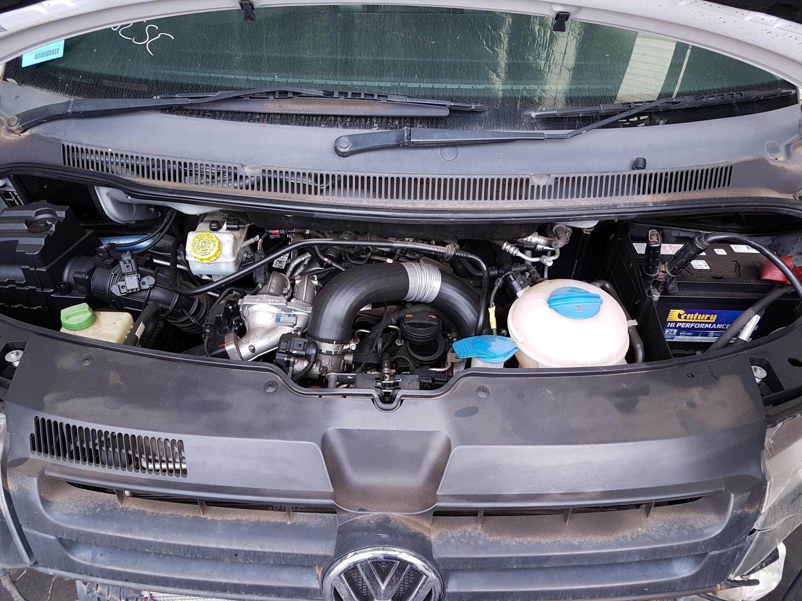View Auto part Engine Volkswagen Transporter 2011