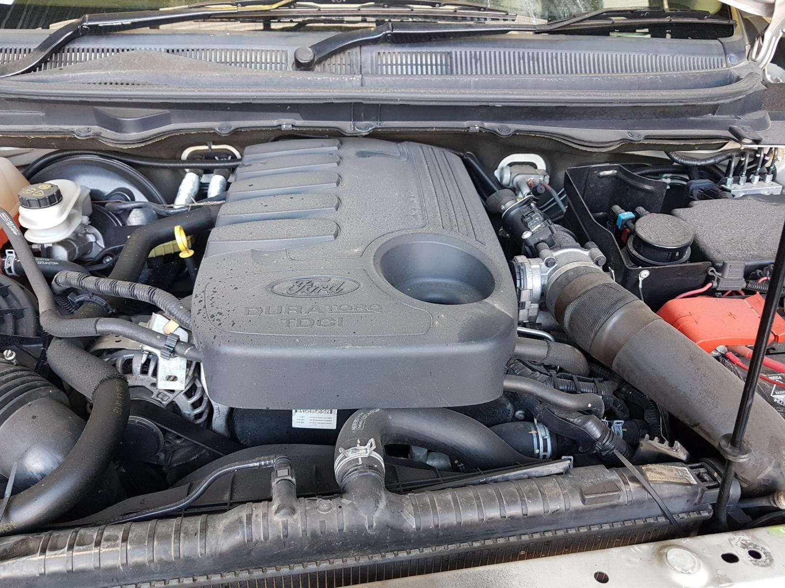 View Auto part Engine Ford Ranger 2013