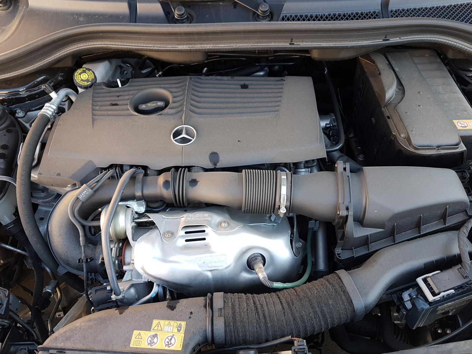 View Auto part Engine Mercedes B Class 2015