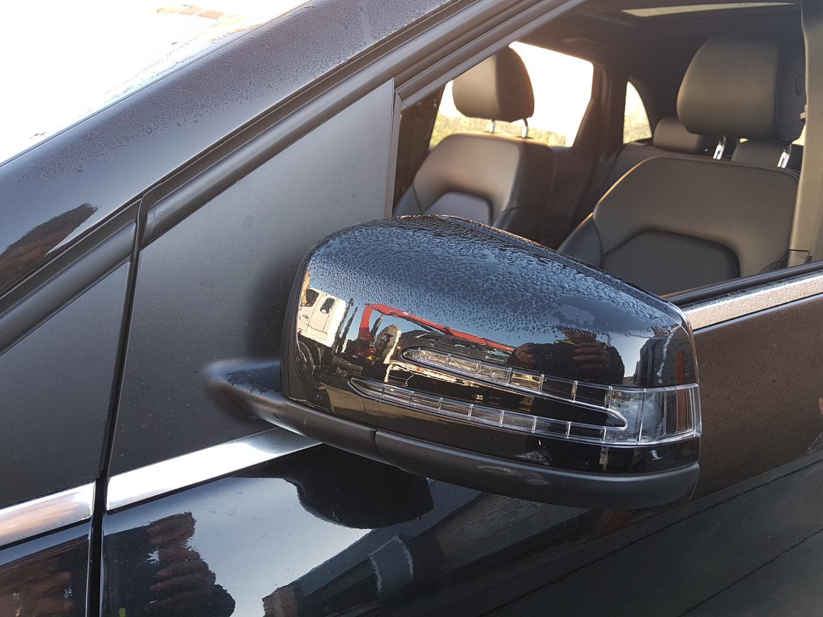 View Auto part Left Door Mirror Mercedes B Class 2015