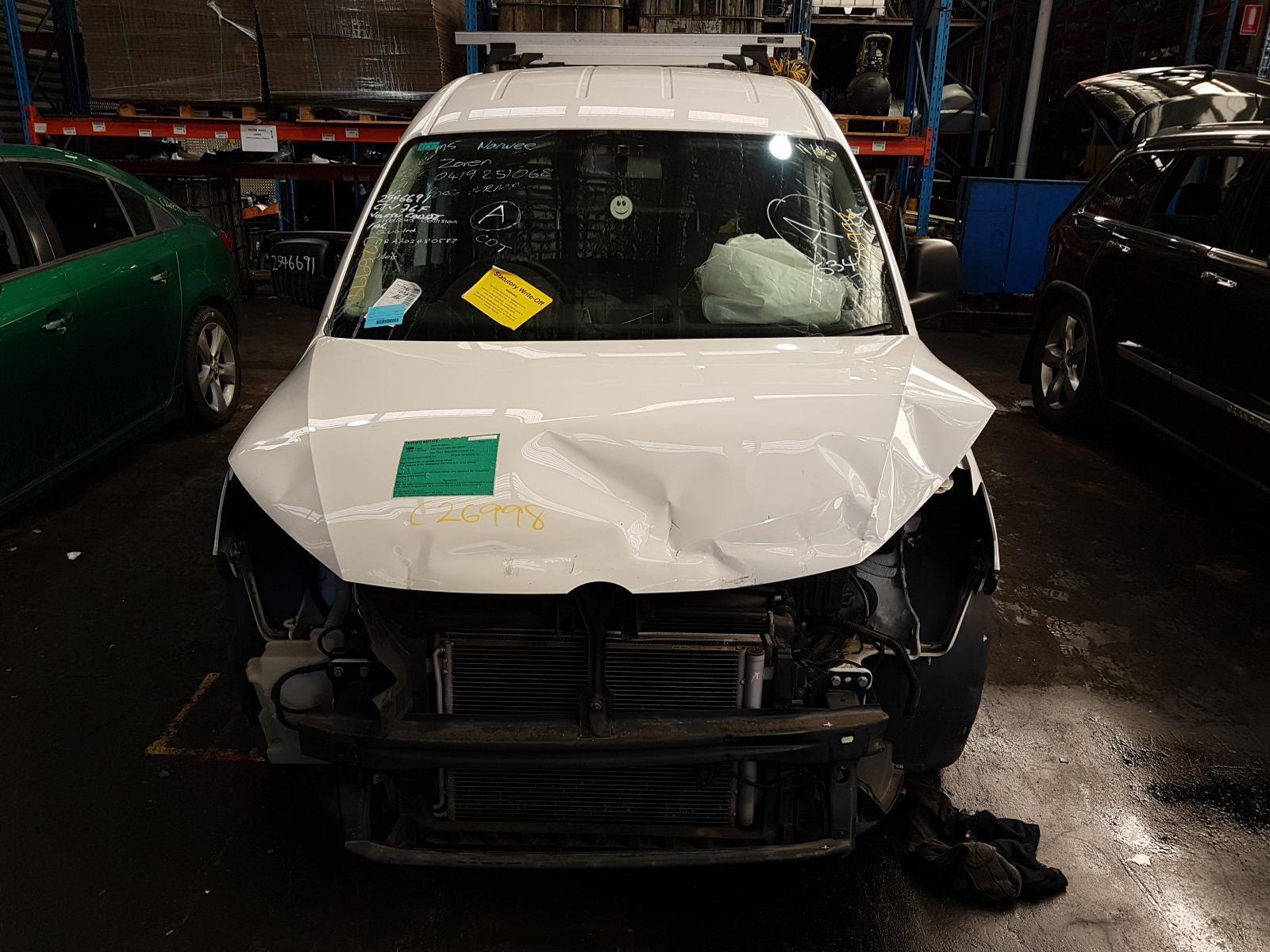 View Auto part Trans/Gearbox Volkswagen Caddy 2014