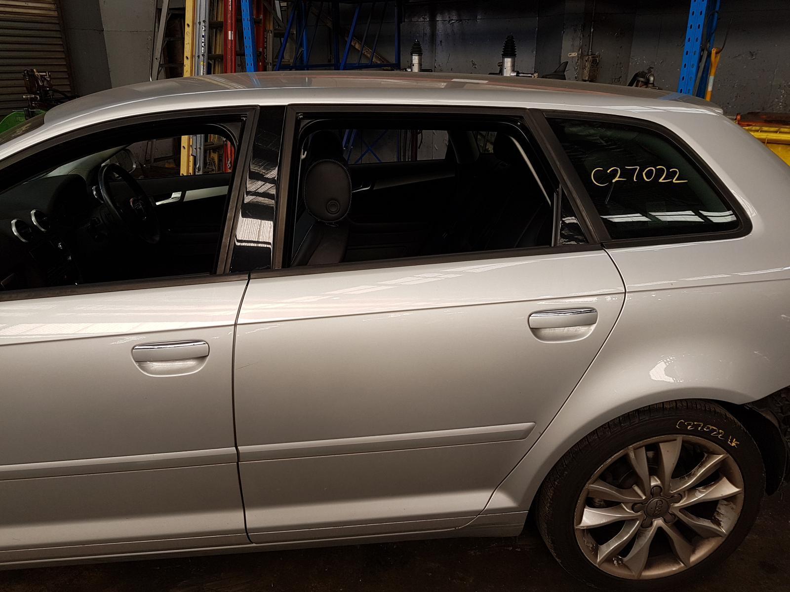 View Auto part Left Rear Door/Sliding Audi A3 2012