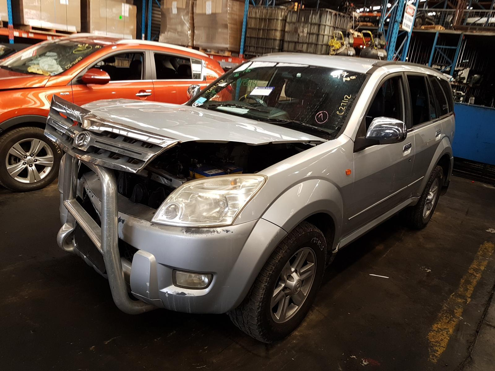 View Auto part Trans/Gearbox Great Wall X200/x240 2010