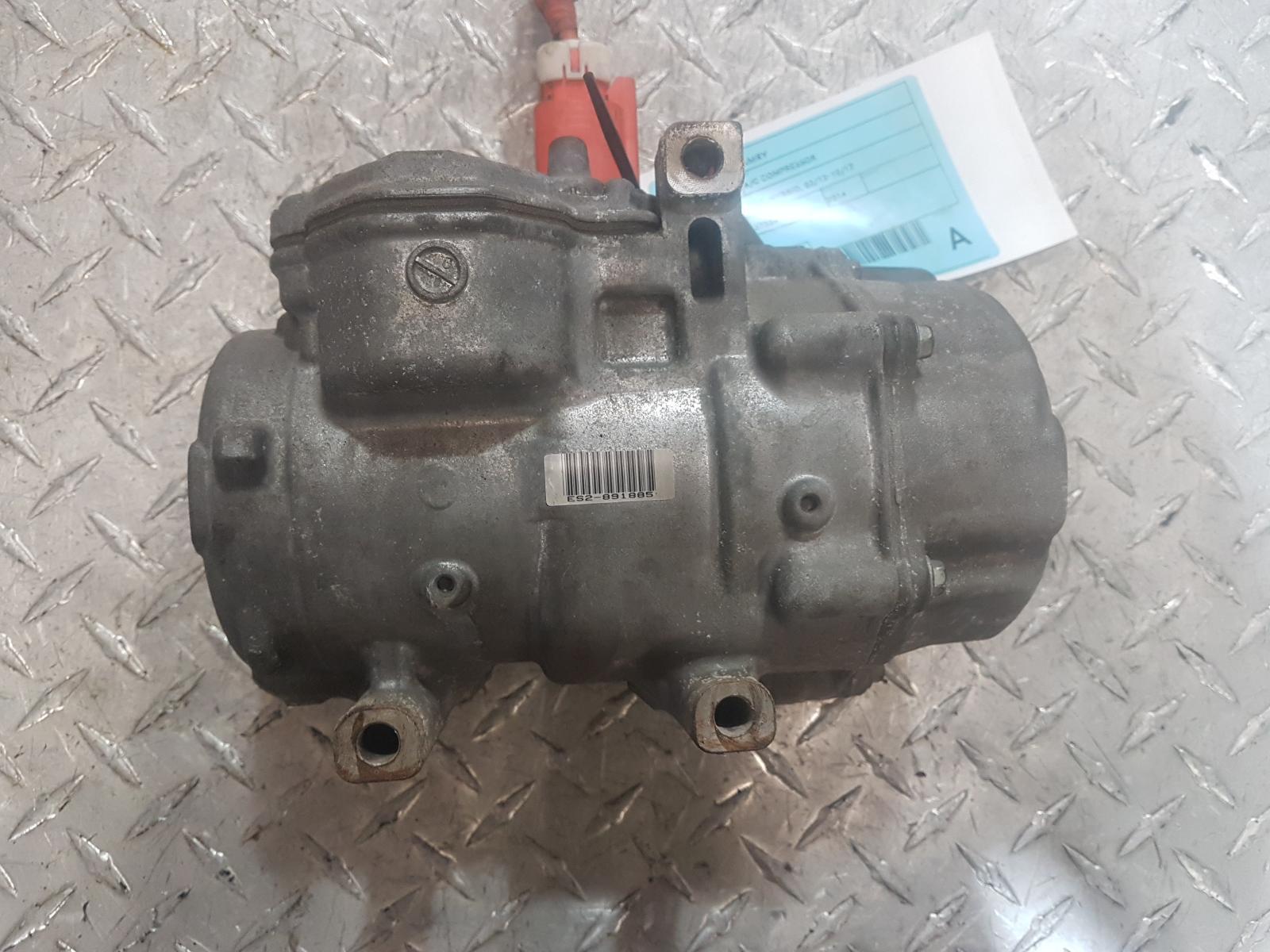 View Auto part A/C Compressor Toyota Camry 2014