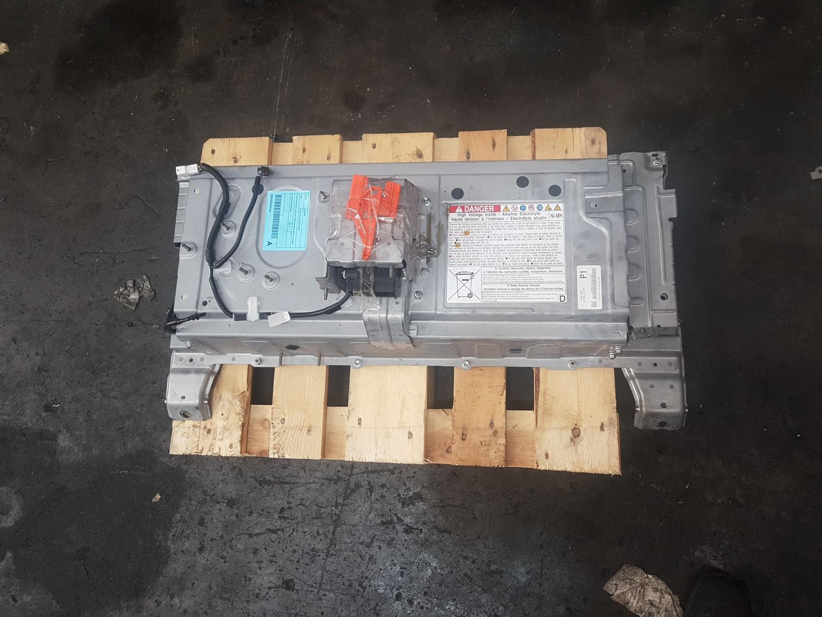 View Auto part High Voltage Battery Toyota Camry 2014