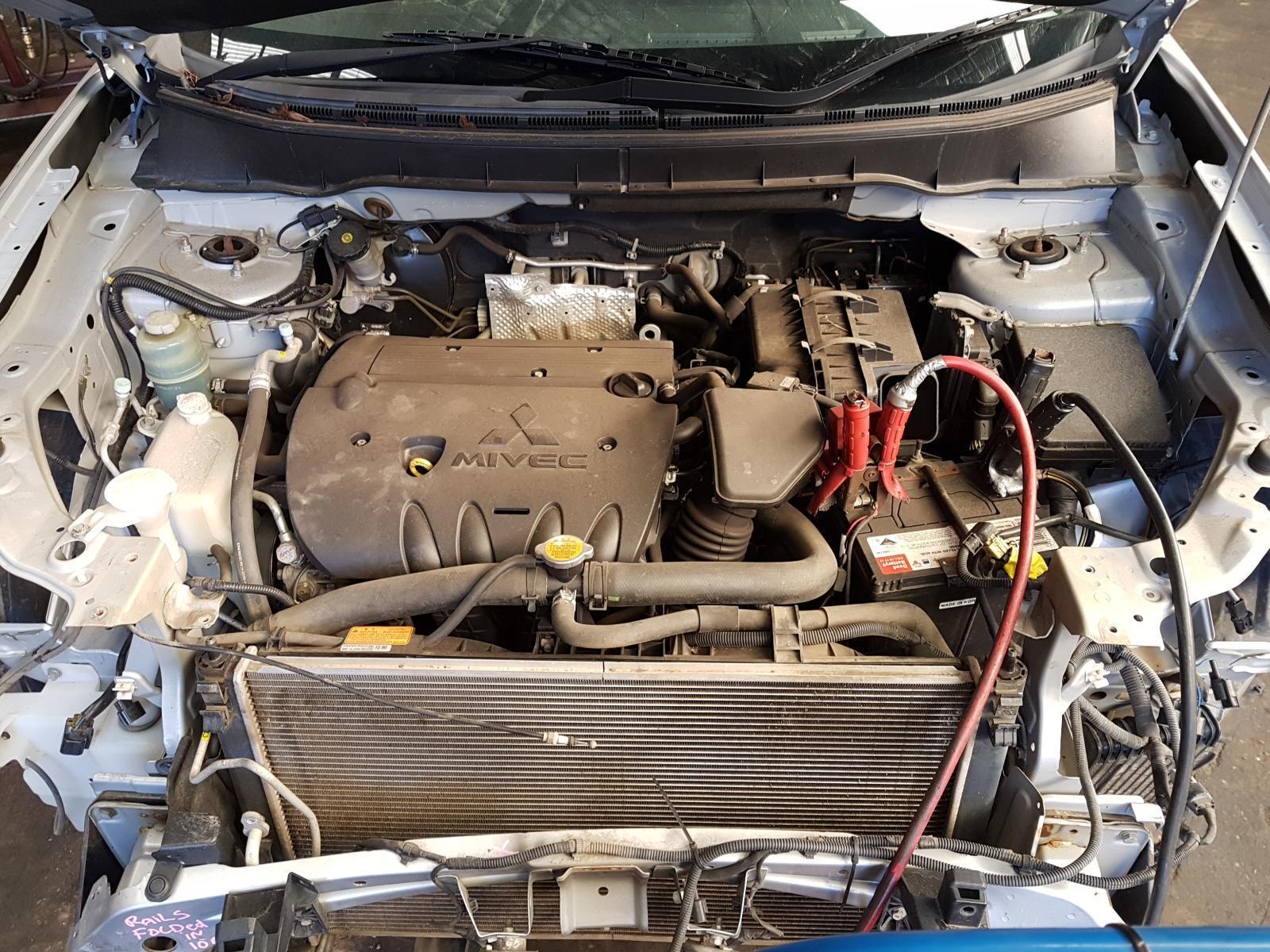 View Auto part Engine Mitsubishi Outlander 2010