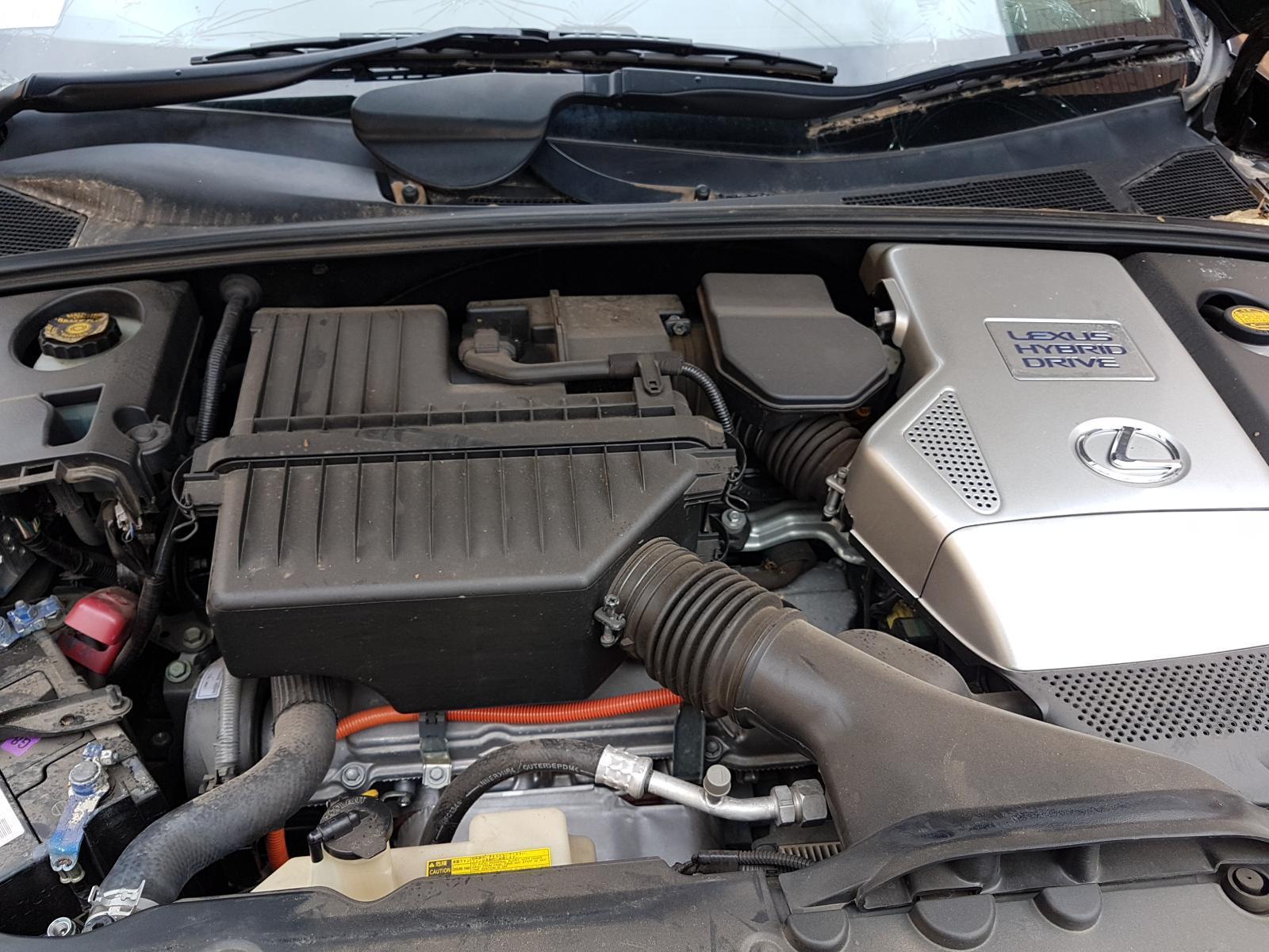 View Auto part Engine Lexus Rx Series 2008