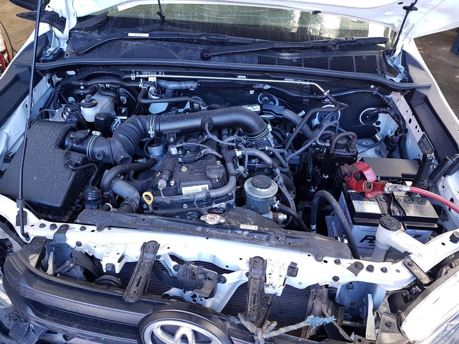 View Auto part Engine Toyota Hilux 2019