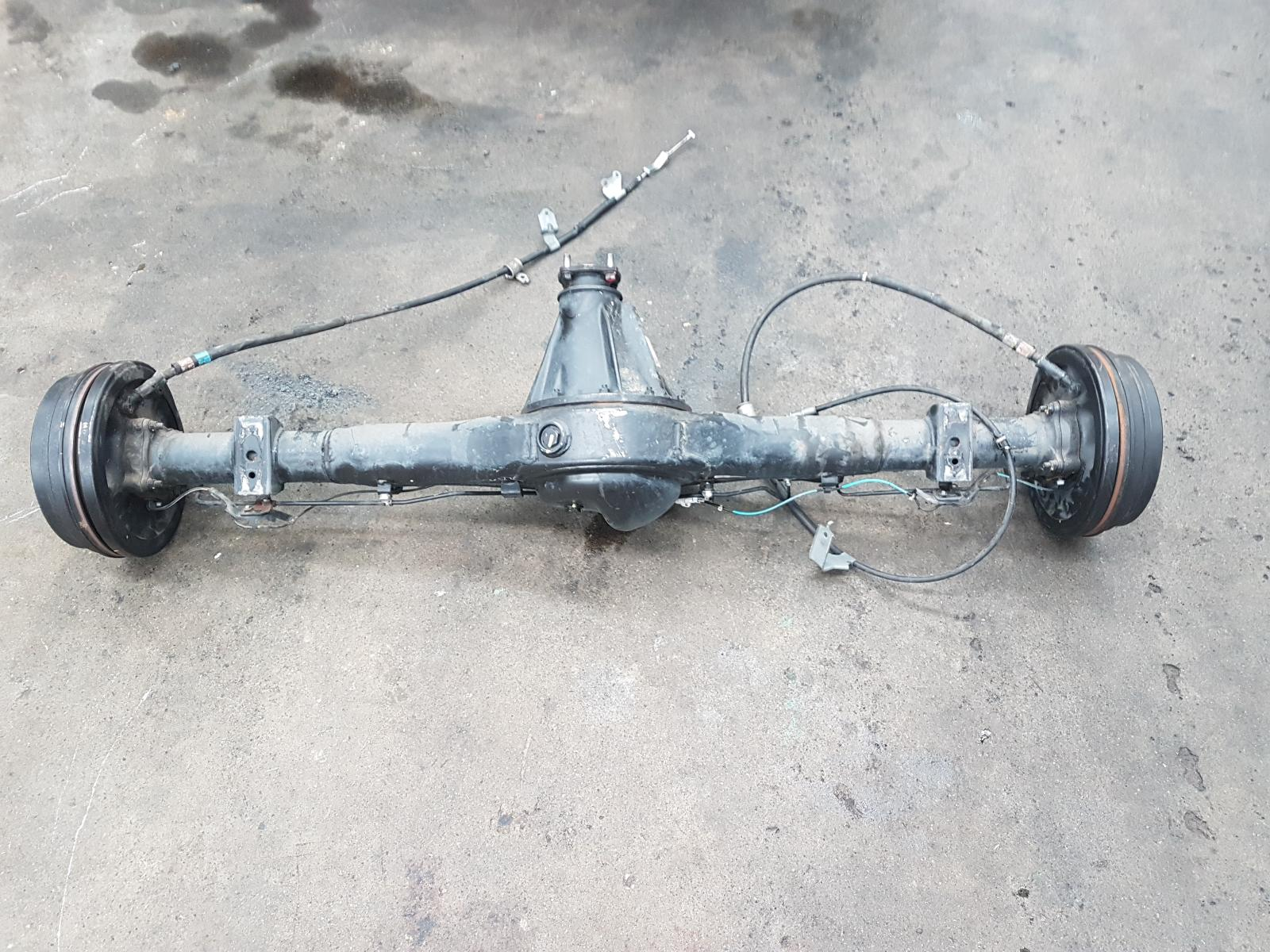 View Auto part Rear Diff Assembly Toyota Hilux 2019