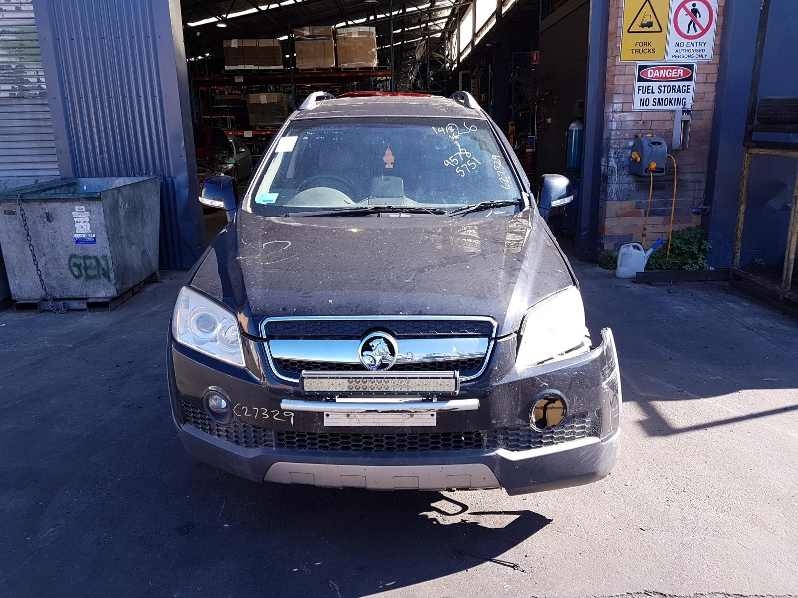 View Auto part Trans/Gearbox Holden Captiva 2010