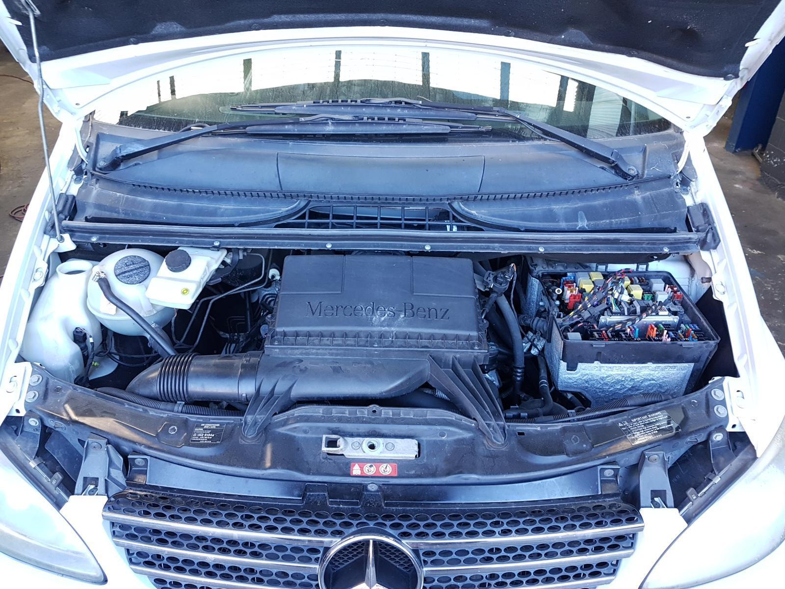 View Auto part Engine Mercedes Viano 2006