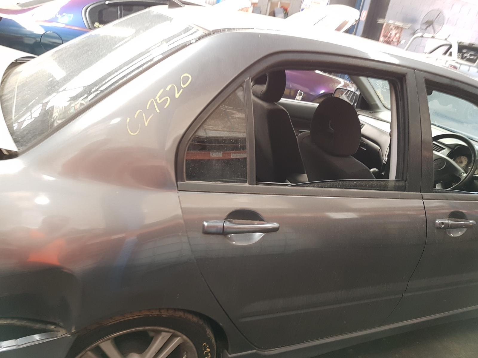 View Auto part Right Rear 1/4 Door Glass Mitsubishi Lancer 2005