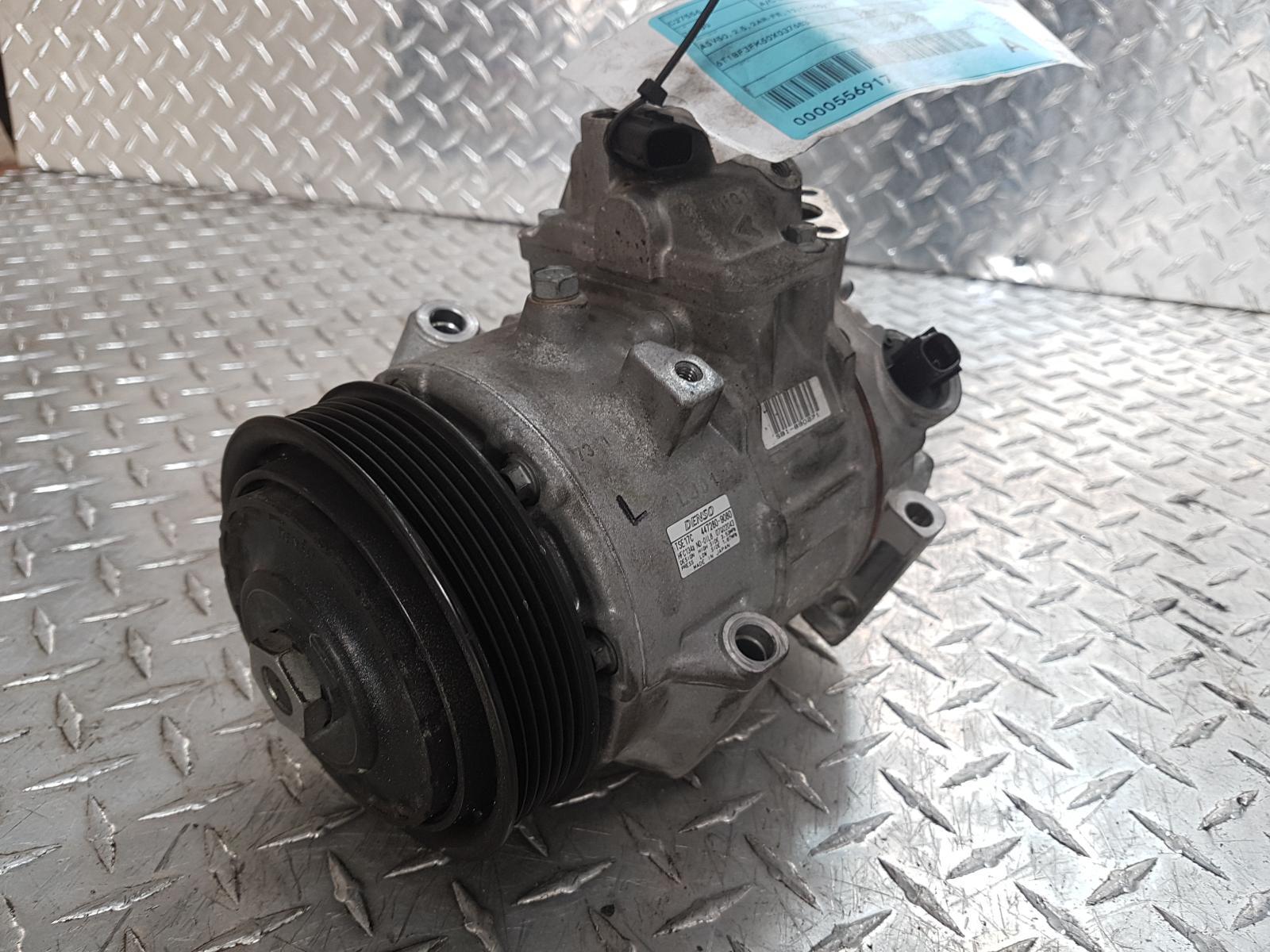View Auto part A/C Compressor Toyota Camry 2013