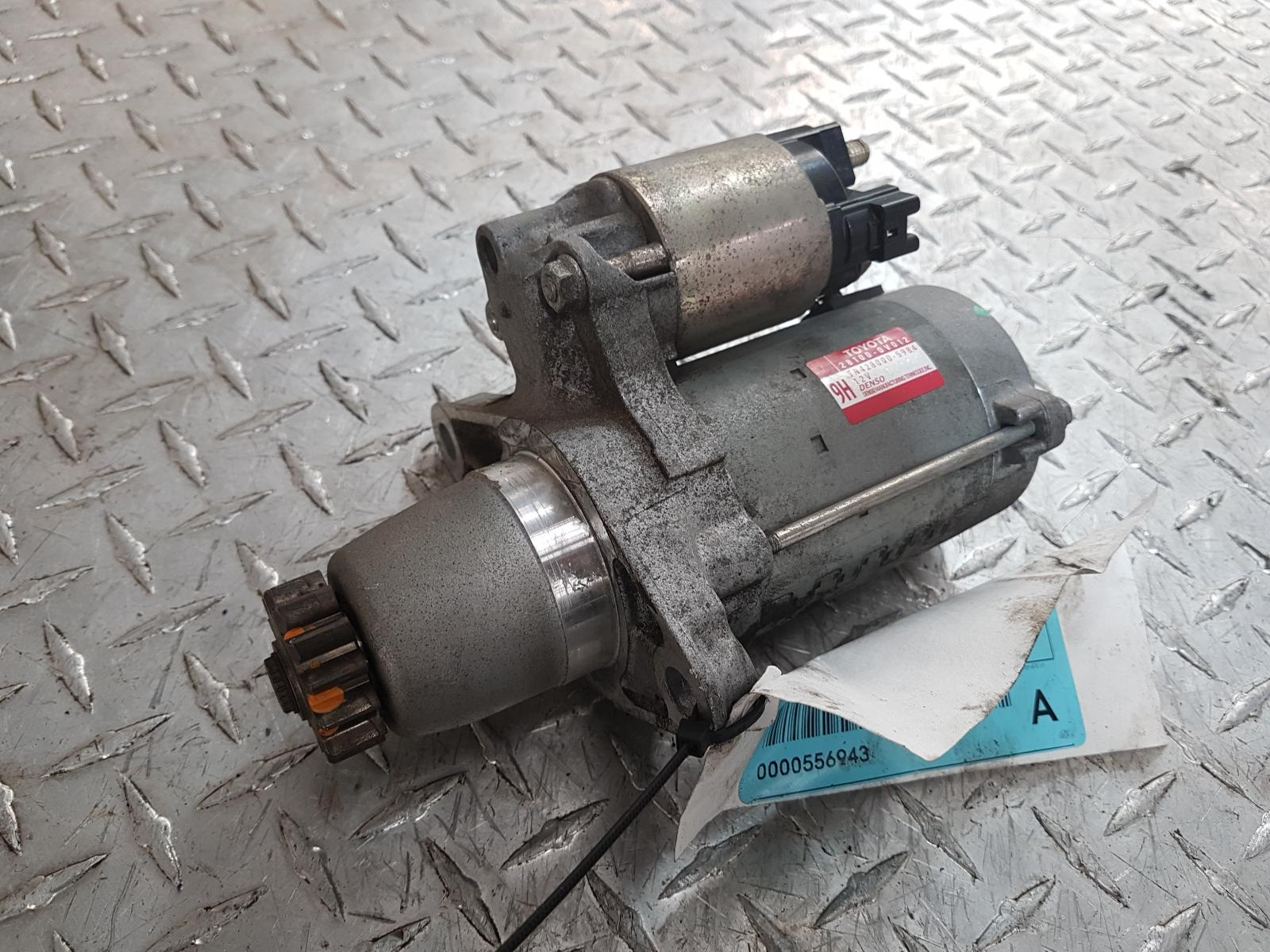 View Auto part Starter Toyota Camry 2013