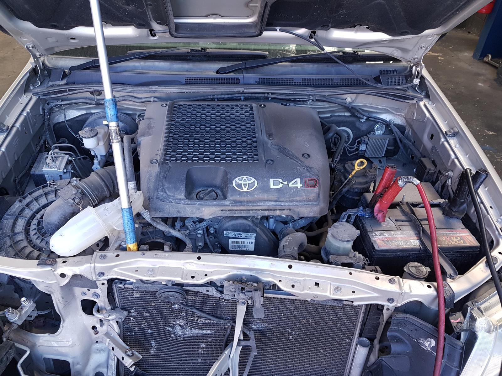 View Auto part Engine Toyota Hilux 2013