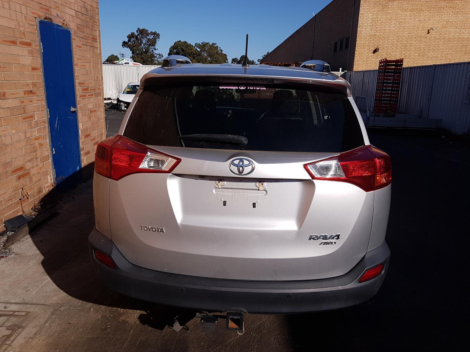 View Auto part Bootlid/Tailgate Toyota Rav4 2013