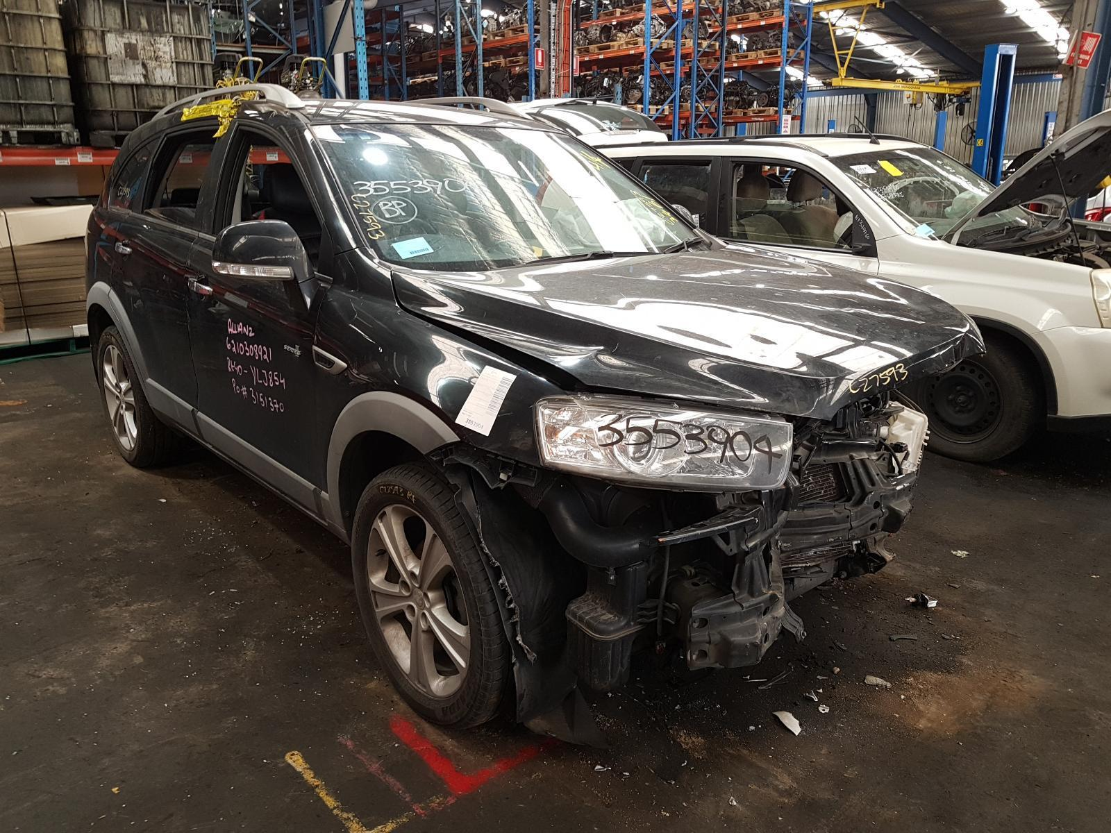 View Auto part Trans/Gearbox Holden Captiva 2012