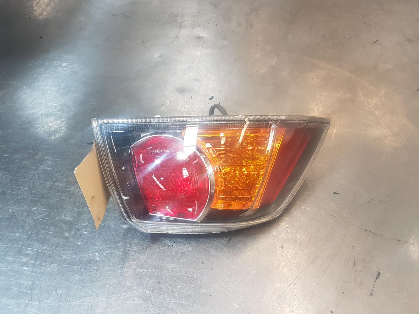 View Auto part Left Taillight Mitsubishi Lancer 2010