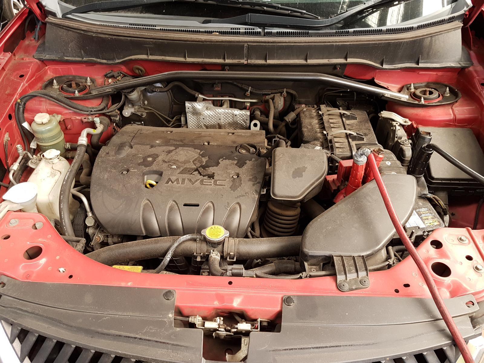 View Auto part Engine Mitsubishi Outlander 2008