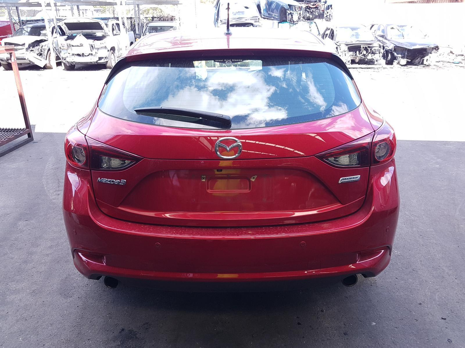 View Auto part Bootlid/Tailgate Mazda 3 2017