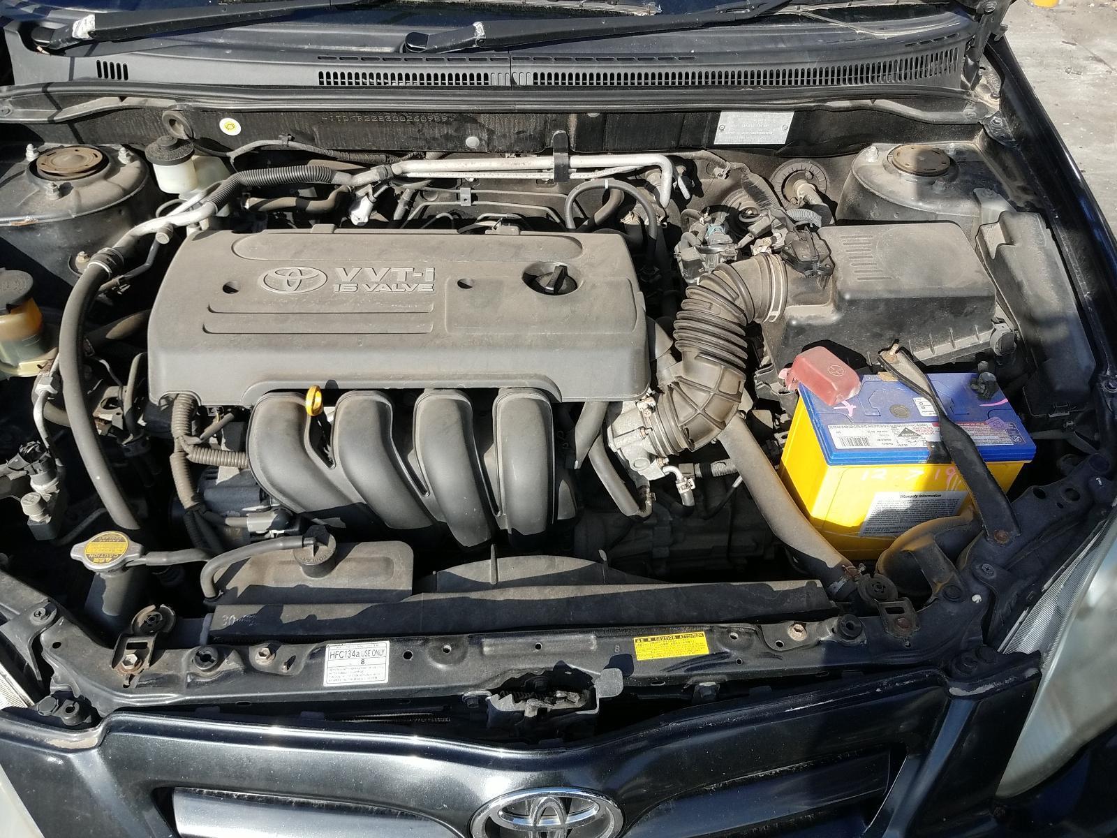 View Auto part Engine Toyota Corolla 2006