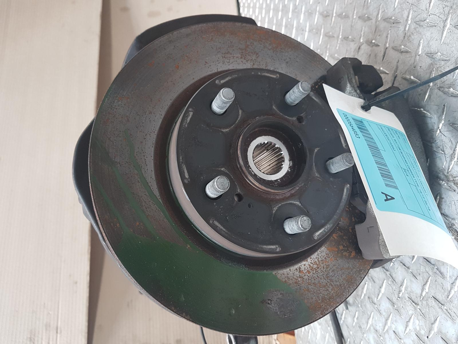 View Auto part Left Front Hub Assembly Toyota Corolla 2015