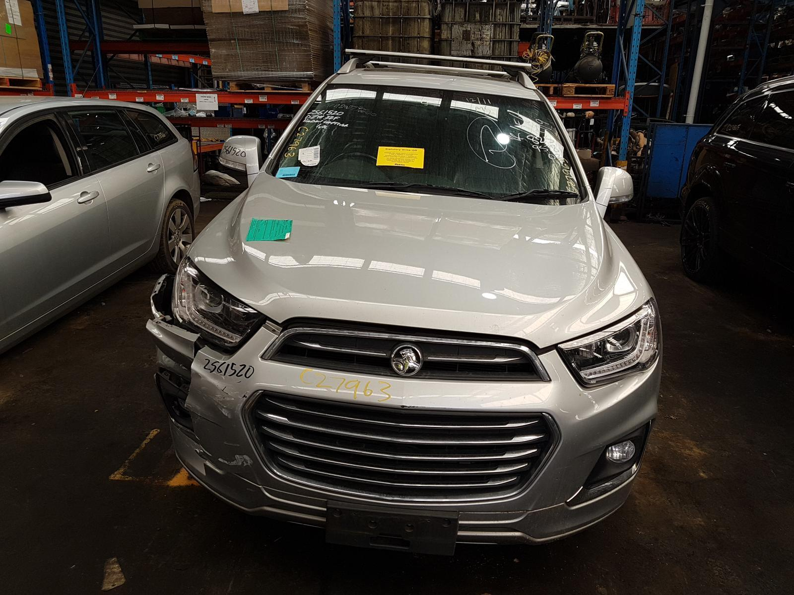 View Auto part Trans/Gearbox Holden Captiva 2017
