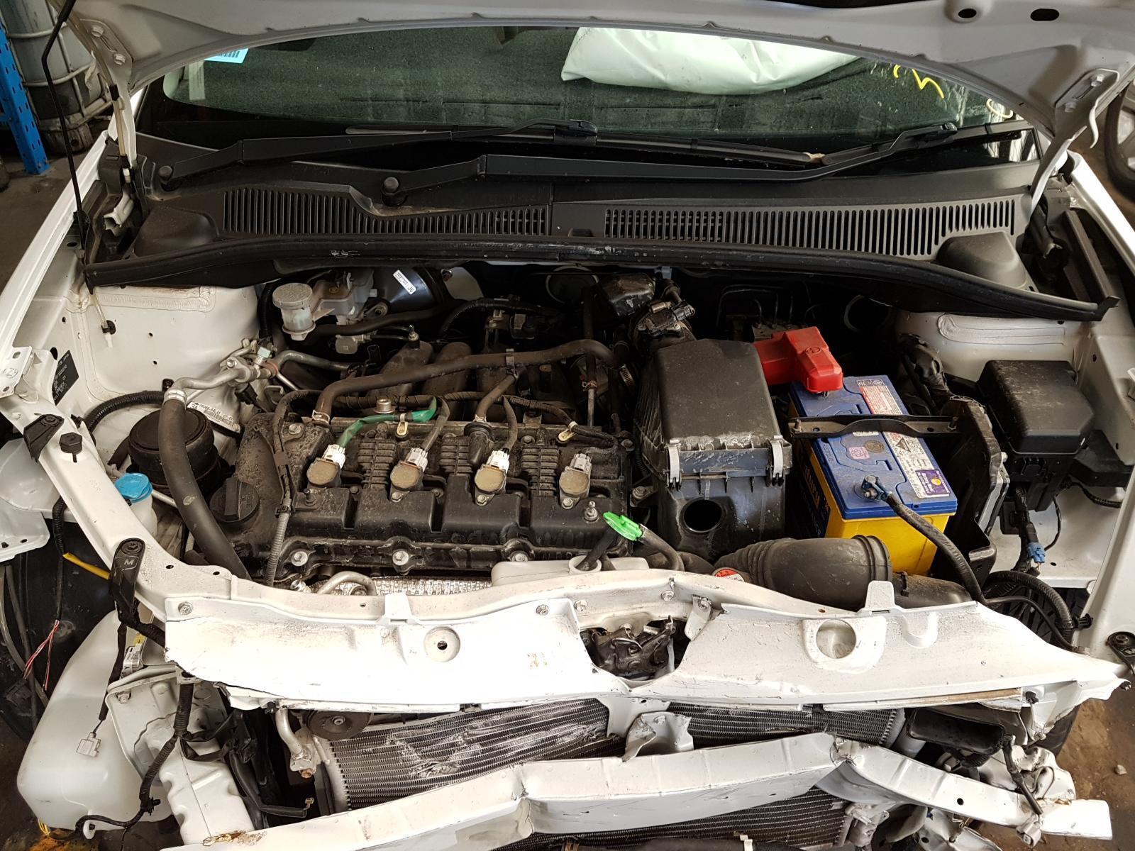 View Auto part Engine Suzuki Sx4 2011