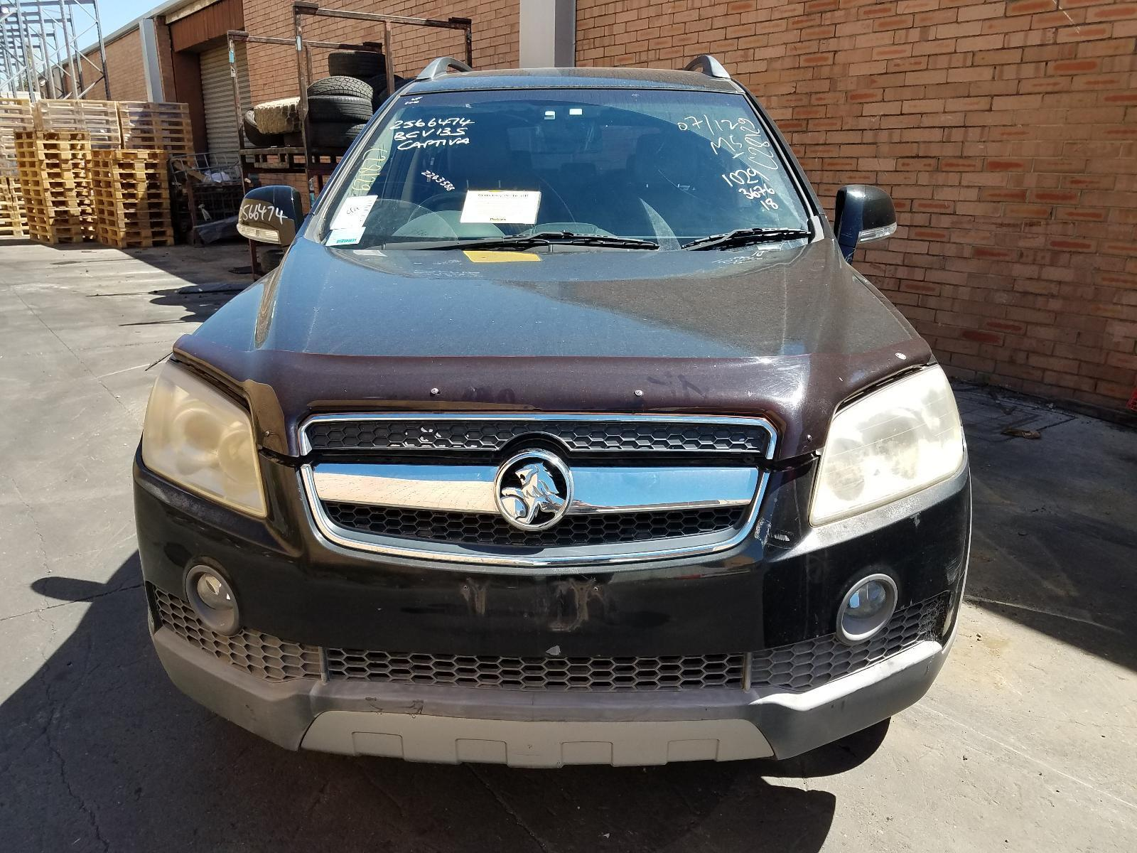 View Auto part Trans/Gearbox Holden Captiva 2007
