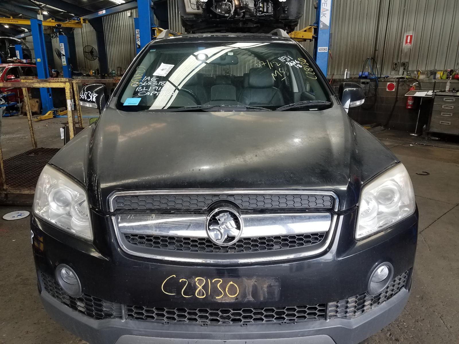 View Auto part Trans/Gearbox Holden Captiva 2009