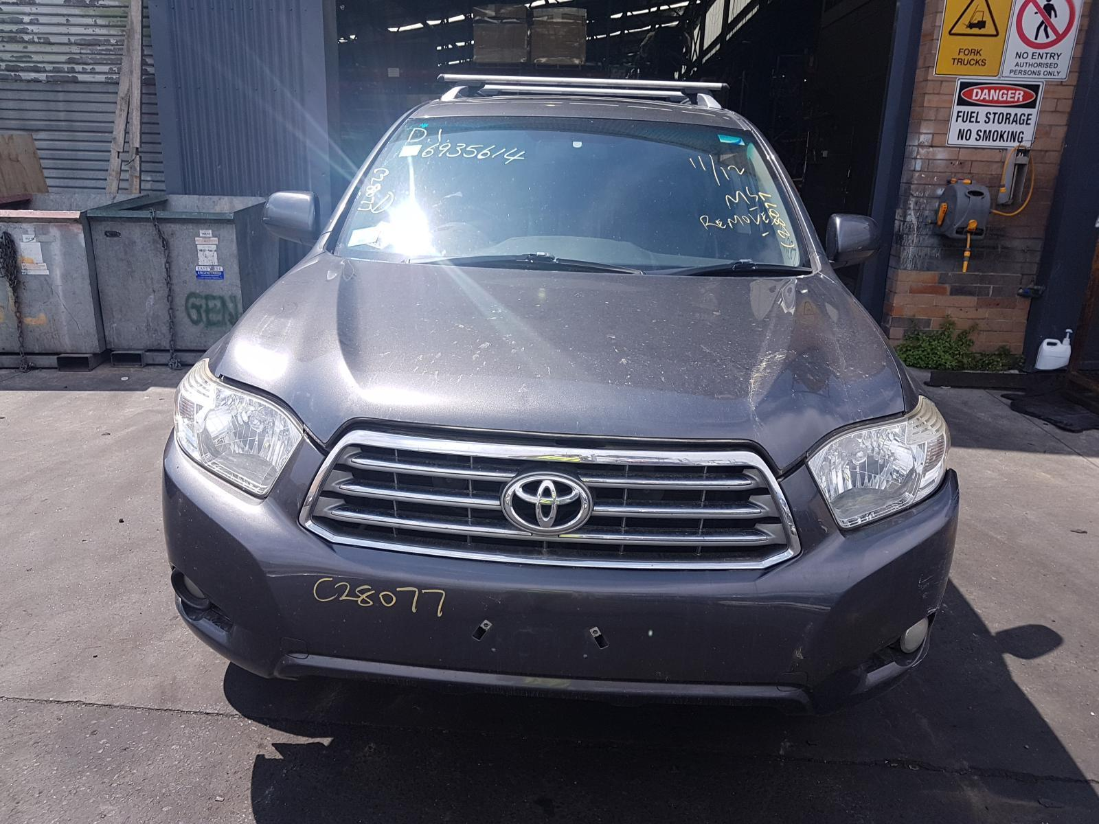 View Auto part Trans/Gearbox Toyota Kluger 2008