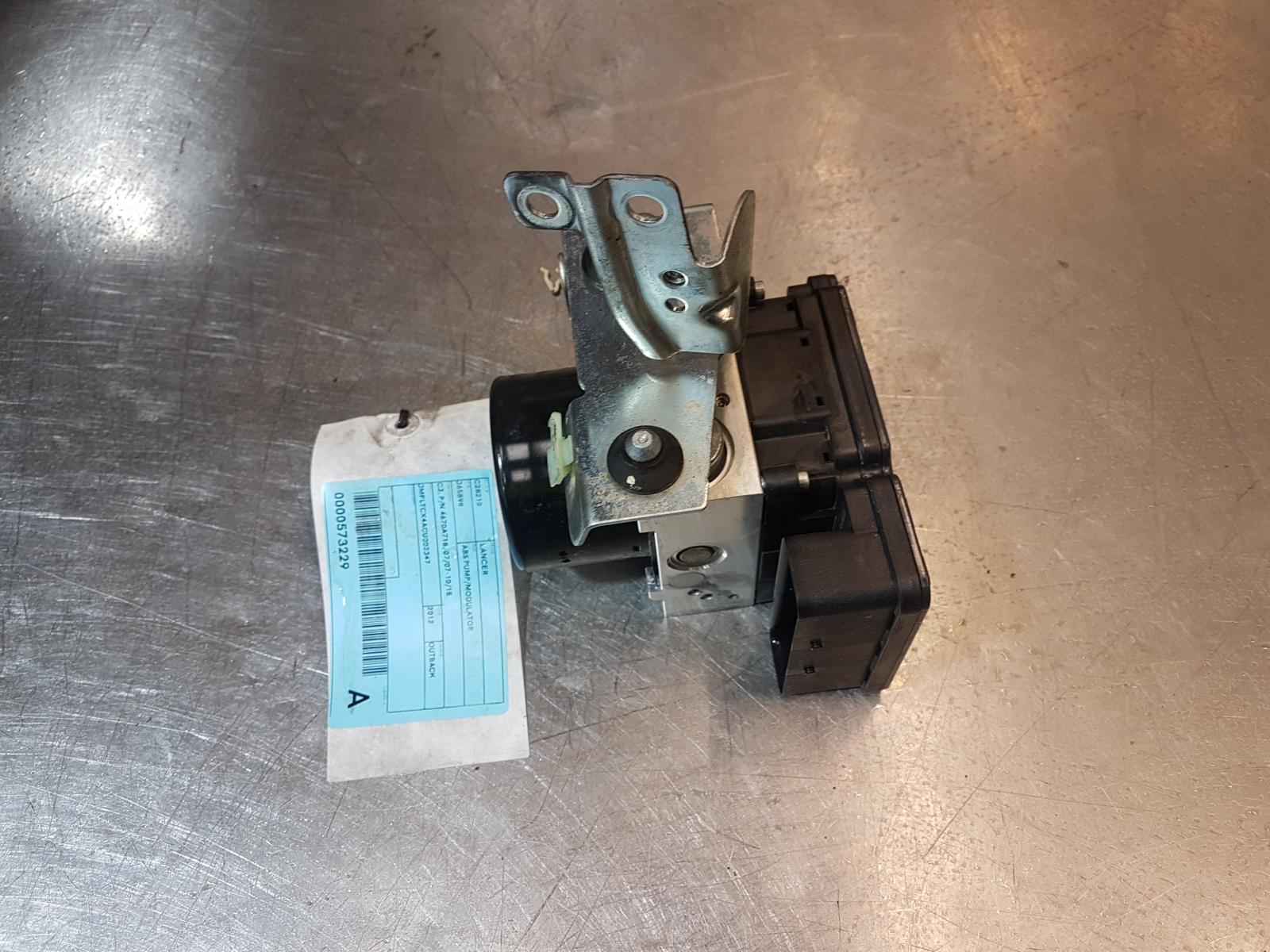 View Auto part Abs Pump/Modulator Mitsubishi Lancer 2012