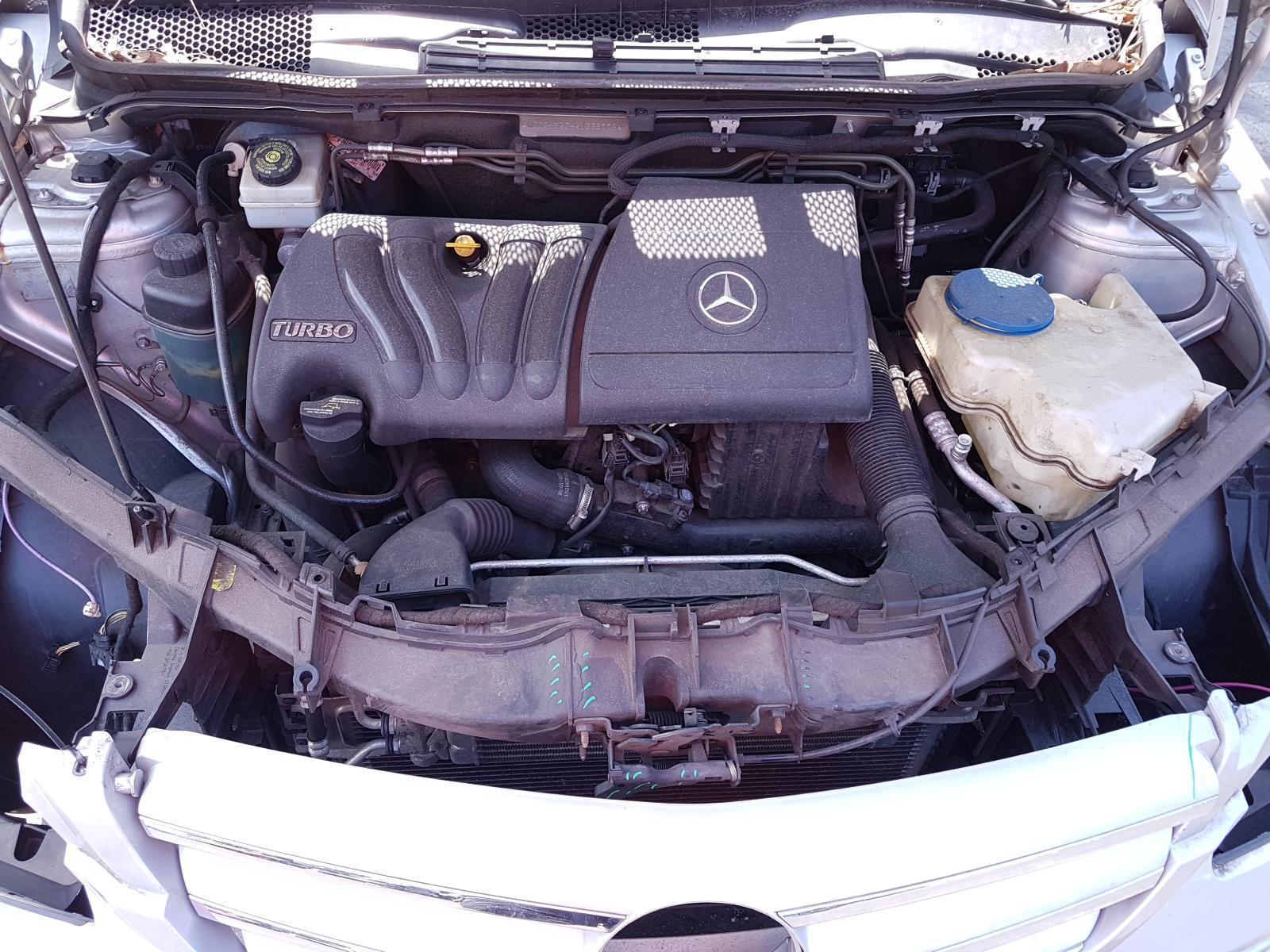 View Auto part Engine Mercedes B Class 2008