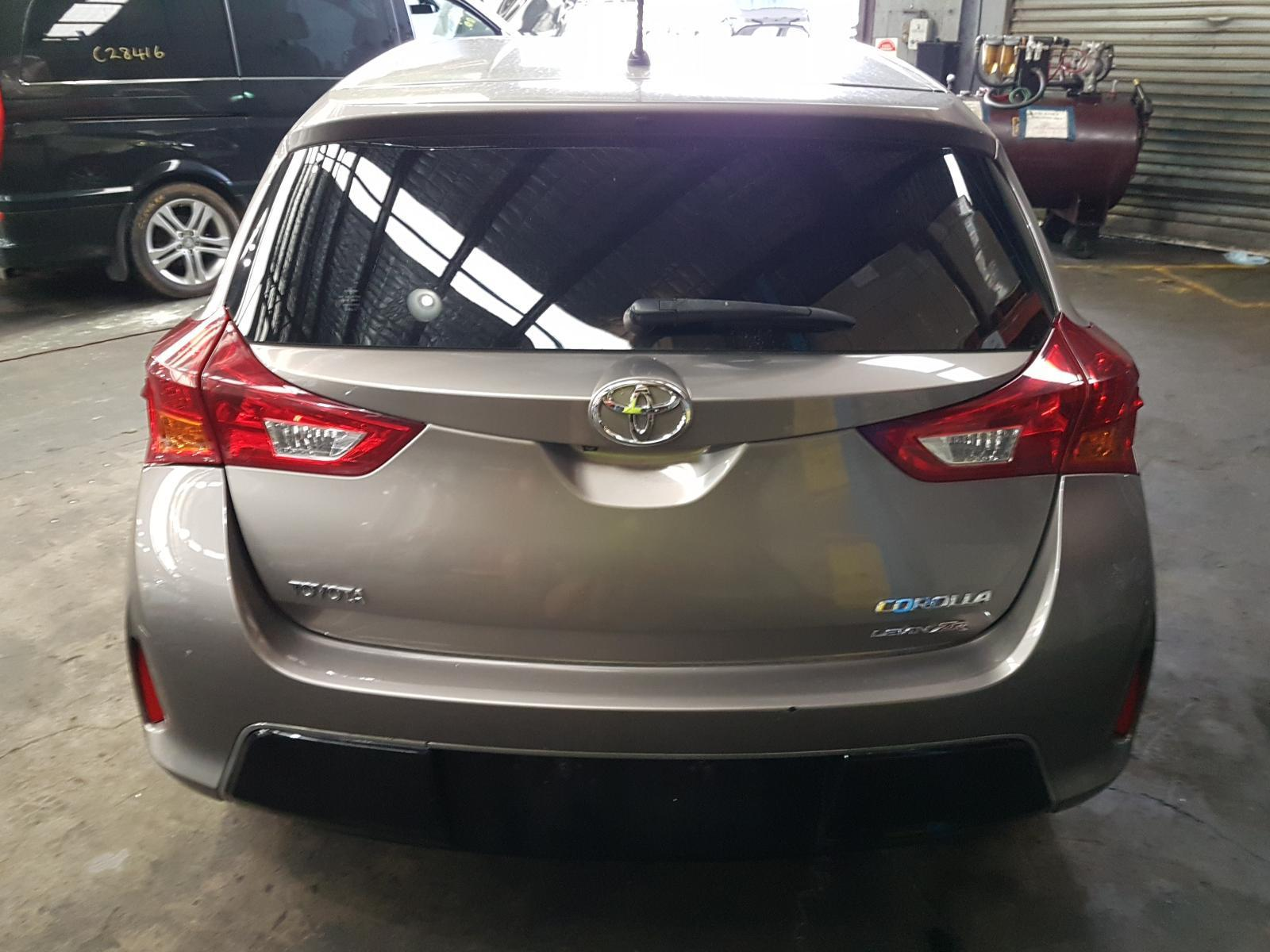 View Auto part Bootlid/Tailgate Toyota Corolla 2014